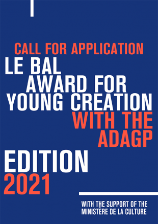 La Bal Award for Young Creation with ADAGP