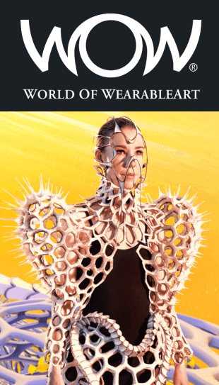 2020 World of WearableArt Design Competition