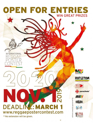 International Reggae Poster Contest 2020