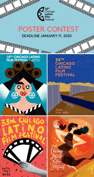 36th Chicago Latino Film Festival POSTER CONTEST