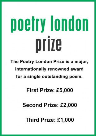Poetry London Prize 2020