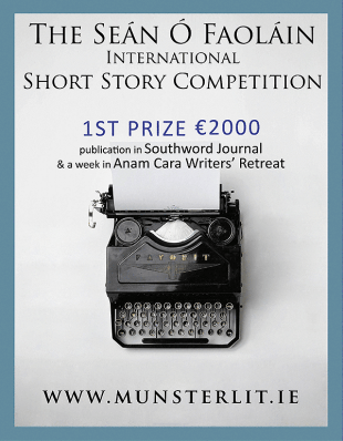 The Seán Ó Faoláin Short Story Competition 2020