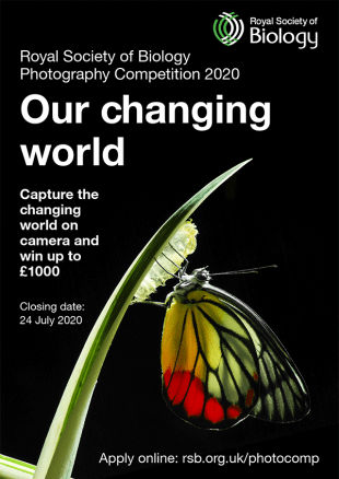 Royal Society of Biology Photography Competition 2020