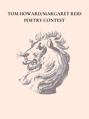 18th annual Tom Howard/Margaret Reid Poetry Contest
