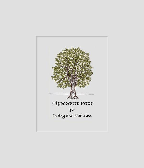 2021 Hippocrates Prize for Poetry and Medicine